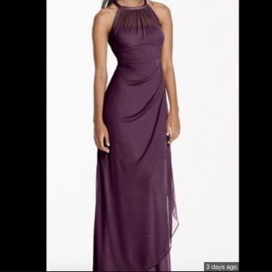 Formal gown. Size 4